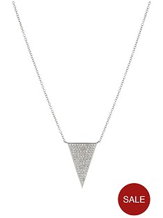 love-diamond-9-carat-white-gold-10-point-pave-diamond-triangular-pendant