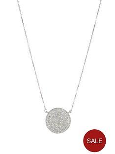 love-diamond-9-carat-white-gold-20-point-pave-diamond-disc-pendant