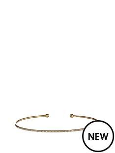 love-diamond-9-carat-gold-17-point-pave-diamond-skinny-torque-bangle