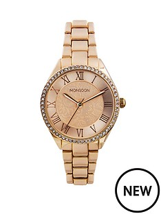 monsoon-rose-gold-dial-crystal-set-bracelet-ladies-watch