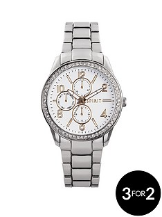 spirit-silver-tone-with-gold-highlights-crystal-set-bracelet-ladies-watch