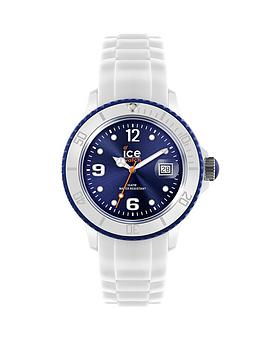 Ice-Watch Ice-White Blue Face 48mm Mens Watch