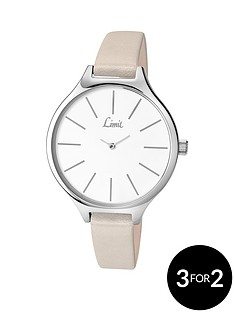 limit-white-dial-silver-coloured-strap-ladies-watch