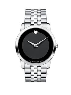 movado-swiss-museum-classic-stainless-steel-black-dial-mens-watch