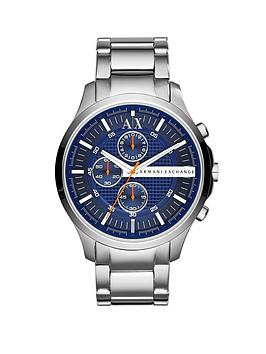 armani-exchange-blue-dial-and-stainless-steel-bracelet-strap-mens-watch
