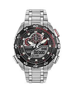 citizen-eco-drive-promaster-super-sport-stainless-steel-bracelet-mens-watch
