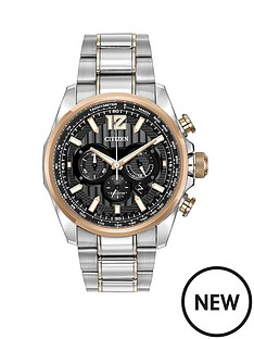 citizen-eco-drive-shadowhawk-chronograph-two-tone-stainless-steel-bracelet-mens-watch