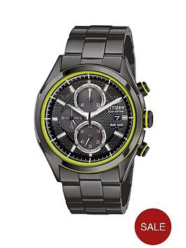 citizen-eco-drive-htm-chronograph-black-ion-plated-stainless-steel-bracelet-mens-watch