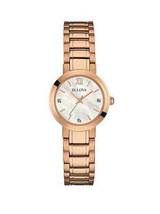 bulova-diamond-dial-rose-gold-ip-stainless-steel-case-and-bracelet-ladies-watch