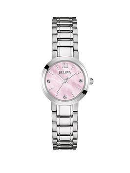 bulova-diamond-dial-stainless-steel-case-and-bracelet-ladies-watch