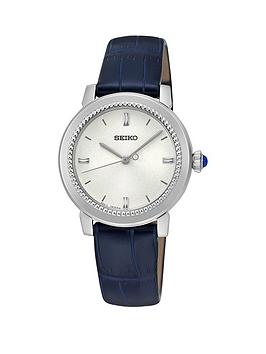 seiko-white-dial-quartz-stainless-steel-bezel-with-navy-leather-strap-ladies-watch