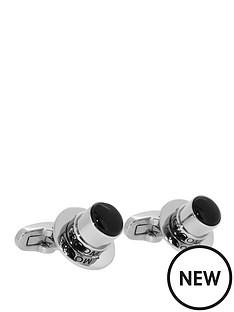 domain-stainless-steel-groom-top-hat-wedding-cufflinks