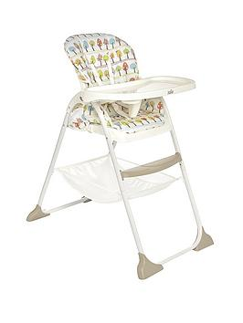 joie-mimzy-snacker-highchair-parklife