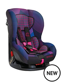 koochi-kickstart-group-1-car-seat-pink-hyperwave