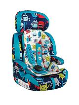 Zoomi Group 1, 2, 3 Car Seat - Cuddle Monster 2