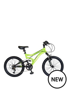 muddyfox-20-inch-cyclone-boys-dual-suspension-mountain-bike