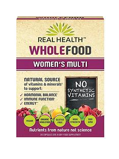 real-health-wholefood-womens-multi-30-capsules