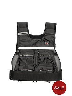 body-sculpture-adjustable-10kg-weighted-vest-with-instructional-dvd