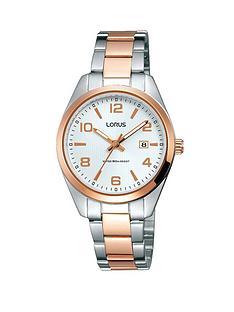 lorus-white-sunray-dial-2-tone-bracelet-ladies-watch