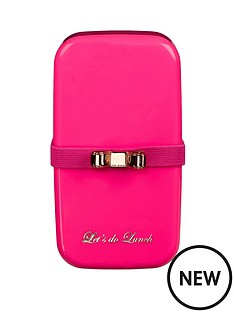 ted-baker-fluro-pink-bento-lunch-box