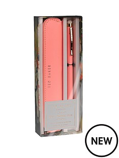 ted-baker-coral-touchscreen-pen-and-pouch