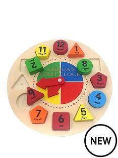 personalised-shape-sorter-learning-clock