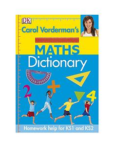 carol-vordermans-maths-dictionary