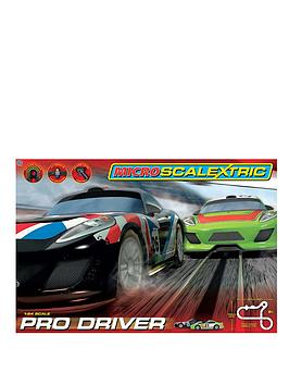 Scalextric Micro Pro Driver