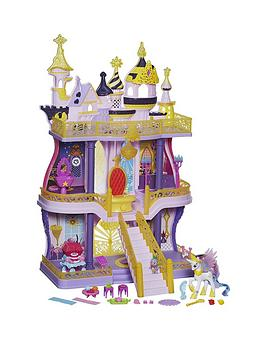 my-little-pony-canterlot-castle