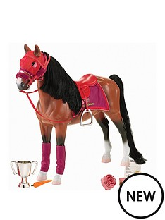 our-generation-throughbred-horse