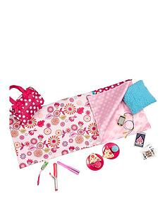 our-generation-polka-dot-sleepover-set