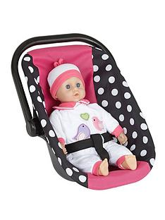 small-wonders-rosa-dolls-car-seat-and-35cm-soft-baby-doll