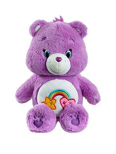 care-bears-medium-plush-with-dvd-best-friend-bear