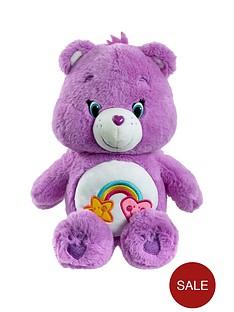 care-bears-medium-plush-with-dvd-best-friend-bear