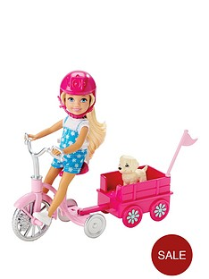 barbie-chelsea-and-tricycle