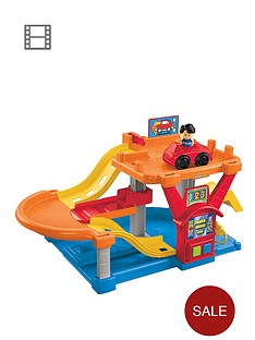 fisher-price-little-people-rollin-ramps-garage