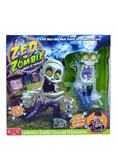 zed-the-zombie-game