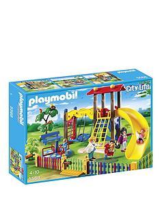 playmobil-city-life-childrens-playground-5568