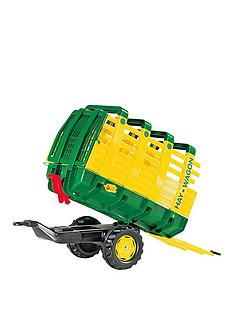 rolly-toys-giant-haywagon-single-axle-green