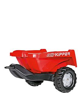 rolly-toys-rolly-kipper-trailer-red