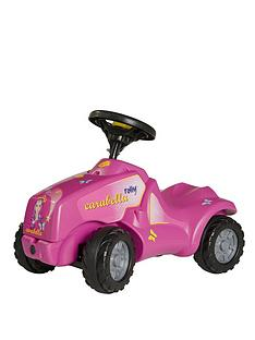 rolly-toys-carbella-mini-tractor-with-opening-bonnet-pink