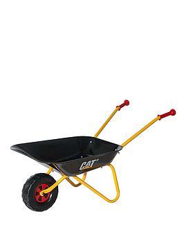 Rolly Toys CAT Metal Wheelbarrow