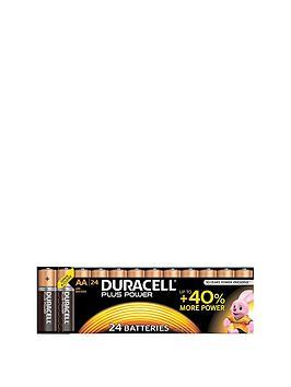 Duracell Power Plus 24 x AA Batteries