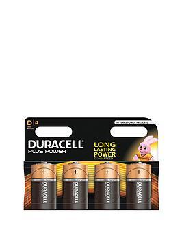 duracell-power-plus-4-x-d-batteries