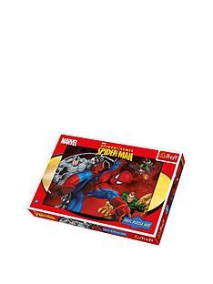 trefl-500-piece-puzzle-spiderman