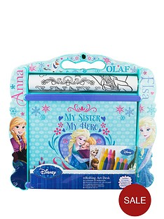 disney-frozen-rolling-art-desk