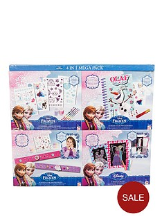 disney-frozen-4-in-1-mega-pack