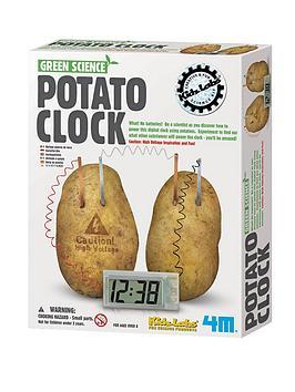 great-gizmos-green-science-potato-clock