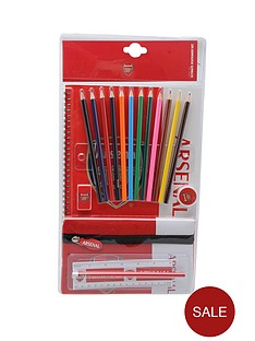 arsenal-ultimate-stationery-set