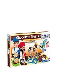science-play-chocolate-treats